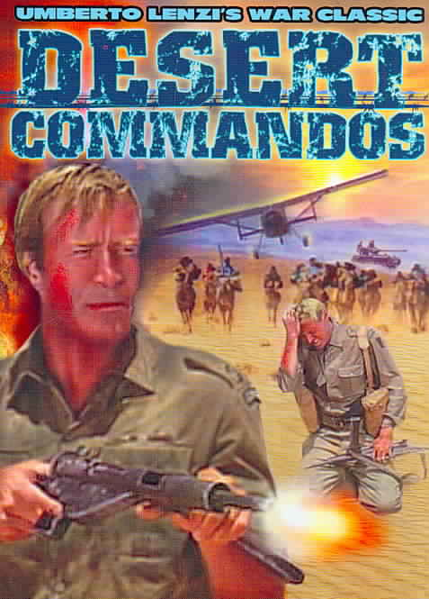 DESERT COMMANDOS BY CLARK,KEN (DVD)